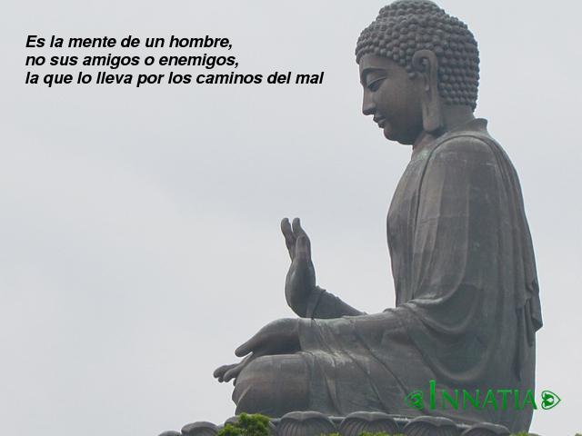 40 Frases De Buda Y Pensamientos Budistas Innatia Com