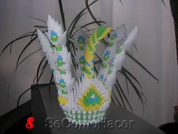 C mo decorar con cestas de papel 3 cestas de papel para for Como decorar c
