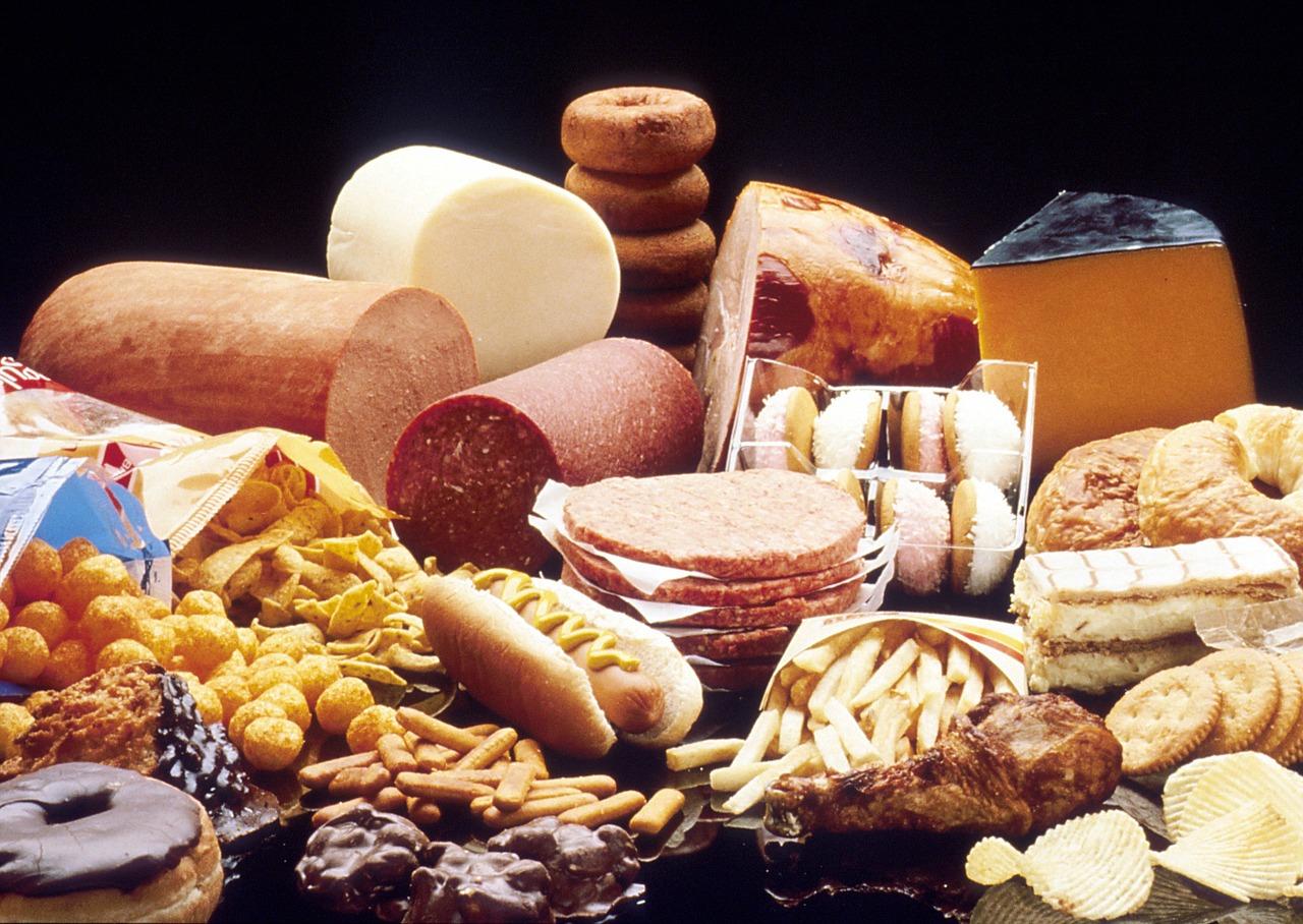Alimentos prohibidos en la hipertrigliceridemia