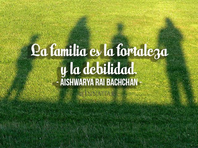 Imágenes De Familia Con Frases Felices Y Bonitas Para