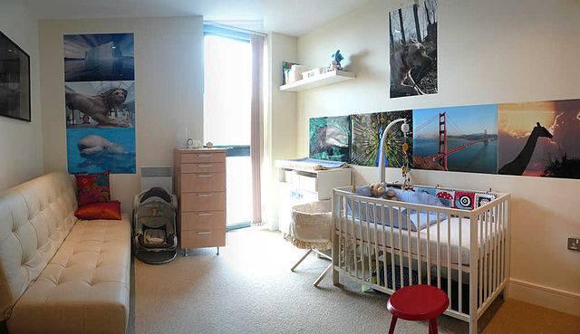C mo acondicionar una habitaci n segura para el beb for Acondicionar habitacion