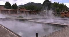 Balnearios de aguas termales