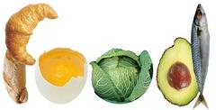 Alimentos constructores, reguladores y energéticos