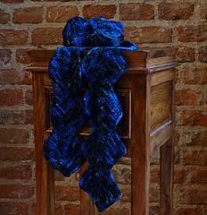 Bufanda en crochet
