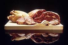 Tipos de carnes