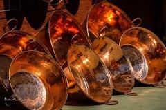 Cazuela de cobre