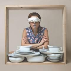 Comer a ciegas