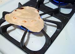 Cocinar chapati