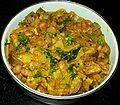 Receta casera de curry de calabaza y pollo