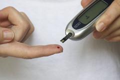 Medir diabetes