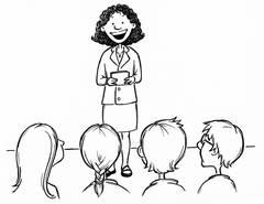 Temor a hablar en público