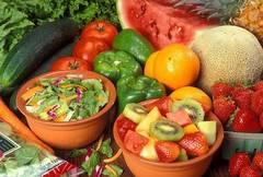 alimentos vegetales