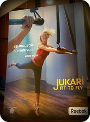 Jukari, Fit to Fly