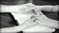 Biblia y oración