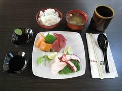 Sushi y té