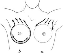 Masajes de los senos