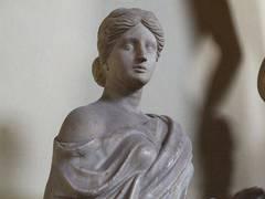 estatua mujer