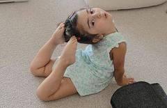Ejercicios para niños de 3 años