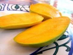 Mango para el tratamiento natural para la frigidez femenina