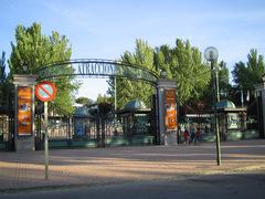 Parque de diversiones de Madrid