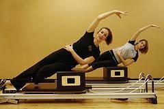 Máquina de pilates reformer