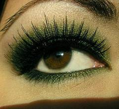 Pasos para pintar los ojos