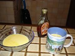 Licor de huevo