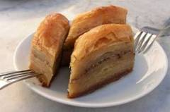 Baklavas, dulces típicos árabes