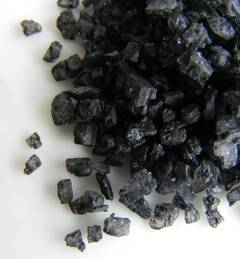 la sal negra