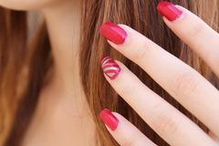 Uñas rojas