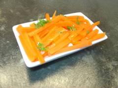 Zanahoria y perejil