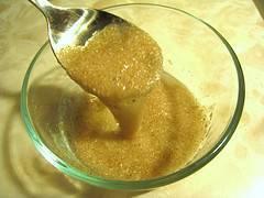 Zumo de limón y chía para el colesterol