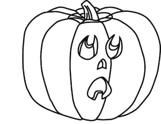Dibujos de Halloween para colorear e imprimir :: Imágenes de