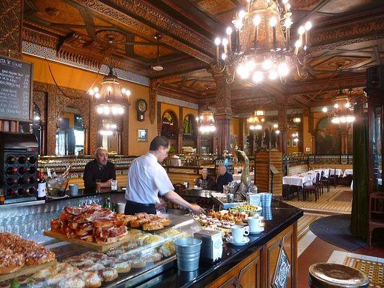Donde comer en Bilbao