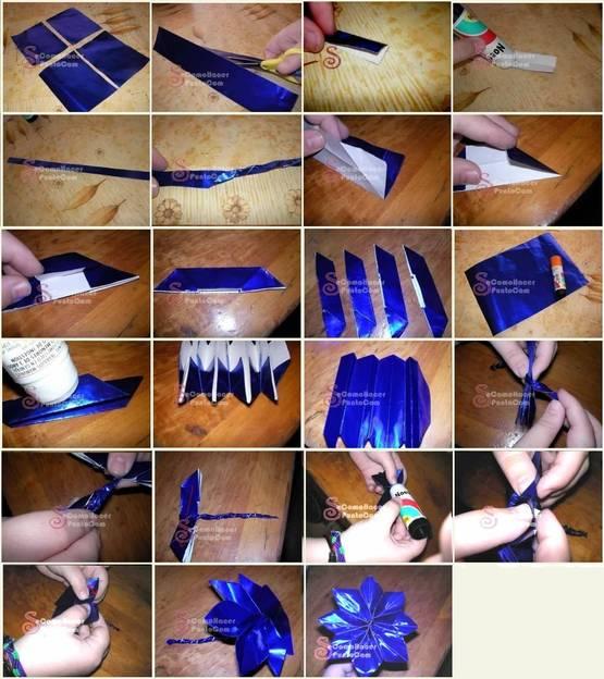 Ideas para decorar con flores naturales y artificiales - Todo tipo de manualidades para hacer ...