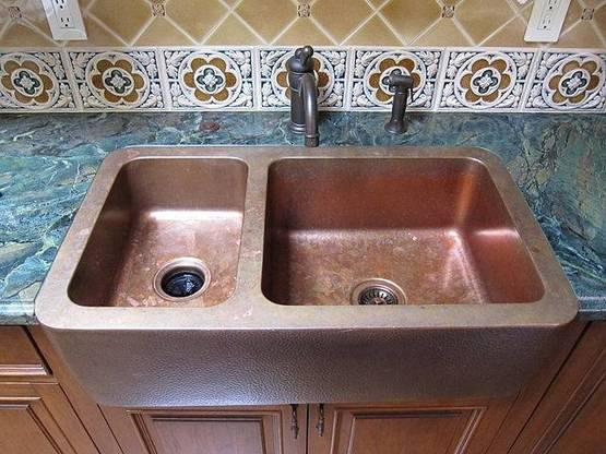 C mo limpiar el fregadero de cocina for Fregaderos de aluminio
