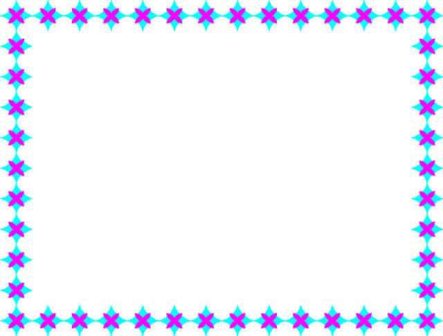 Margenes para cuadernos sencillos bonitos - Imagui