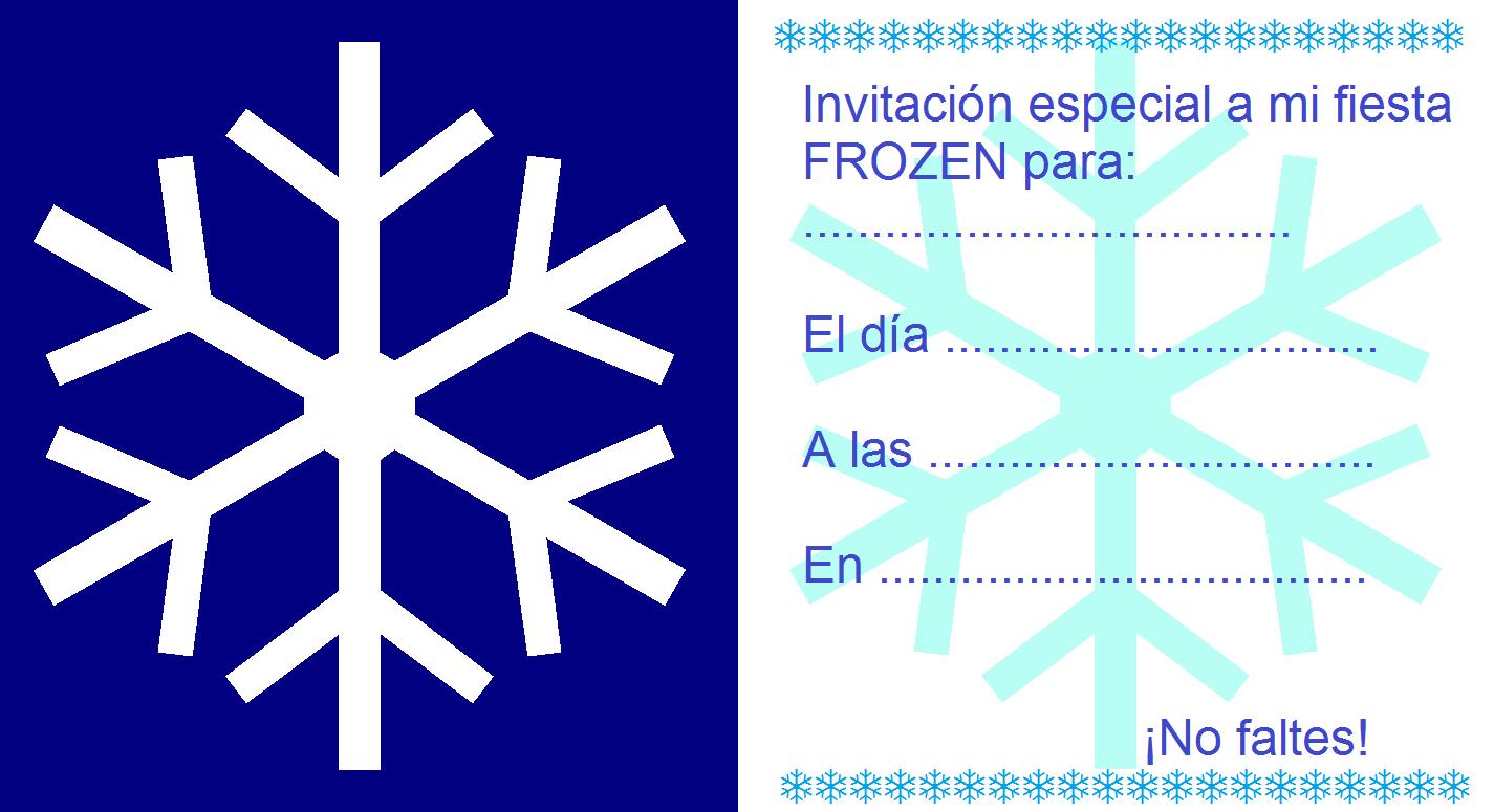 de la decoración de tu fiesta de Frozen como recuerdos, servilletas