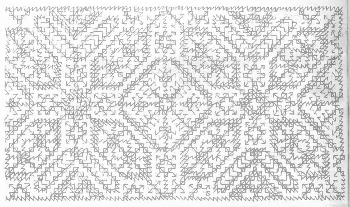 Dise os para bordar alfombras marroqu es alfombras en - Alfombras de vinilo leroy merlin ...