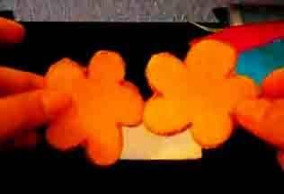 flor de tela 1
