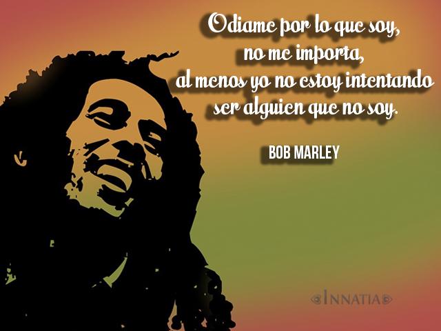 Frases De Bob Marley En Español Sobre El Amor La Vida Y Más