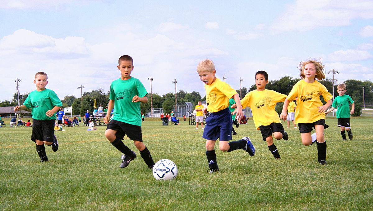 Entrenamiento para futbol infantil  los mejores ejercicios para ... 050dbc1b953c5