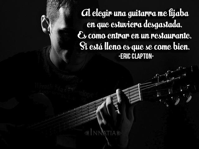 Frases De Guitarristas Famosos E Imágenes De Guitarras Con