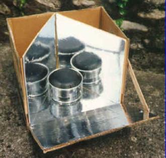 horno solar casero paso a paso c mo hacer un horno solar casero de caja abierta. Black Bedroom Furniture Sets. Home Design Ideas