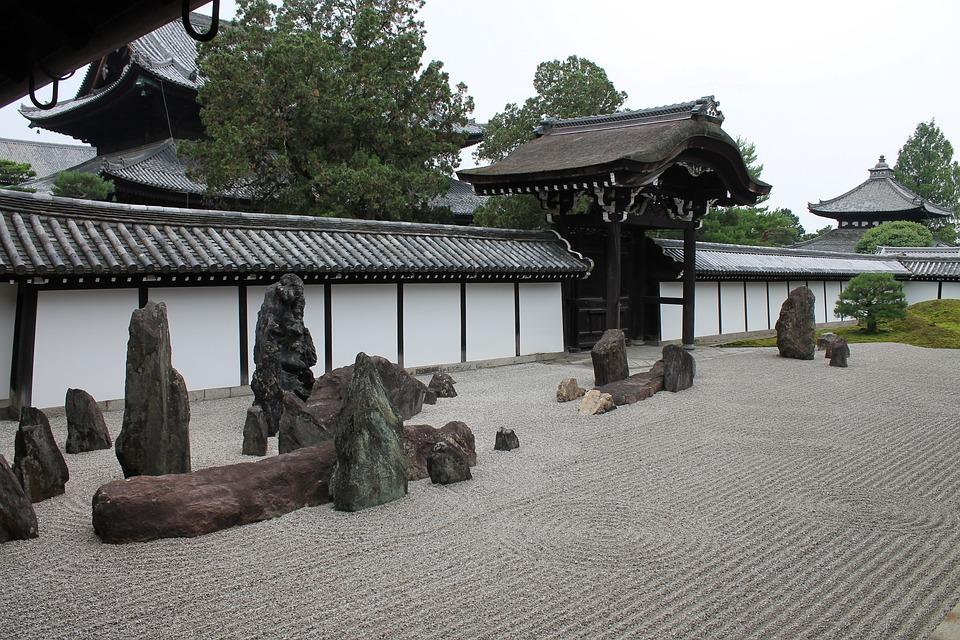 Qu es un jard n zen jardines zen karesansui for Figuras para jardin zen