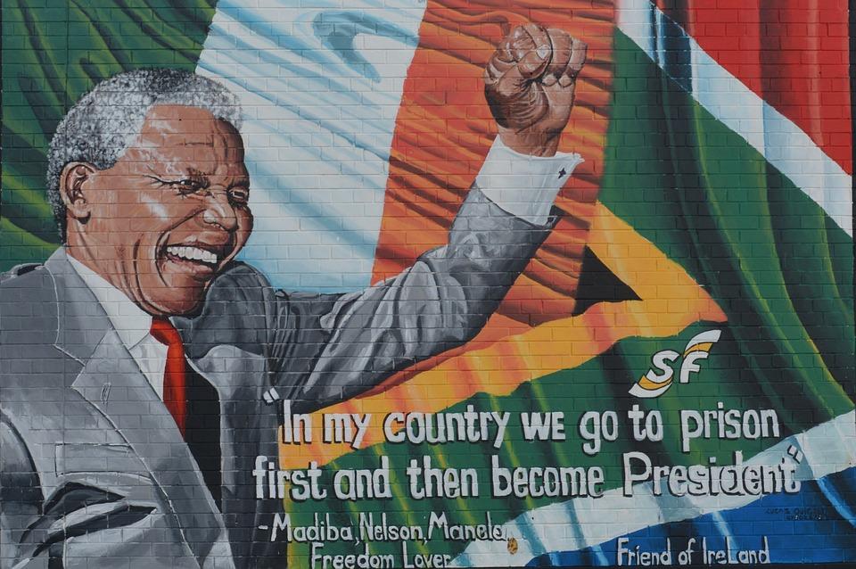 Frases De Nelson Mandela Sobre La Paz Libertad Racismo Y