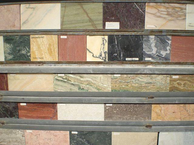 C mo limpiar el m rmol for Colores marmoles cocina