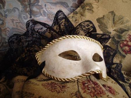 C mo hacer una m scara veneciana c mo hacer m scaras - Como hacer una mascara ...