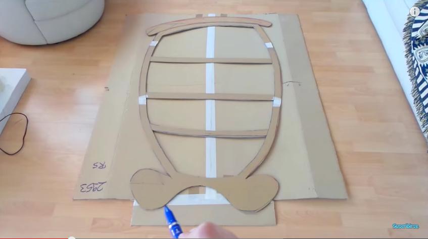 Como hacer un mueble de carton para guardar ropa - Como construir una chimenea paso a paso ...