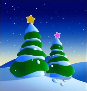 C mo decorar en navidad para un buen feng shui todo el a o - Arbol de navidad infantil ...